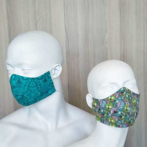 Zombie Reversible Mask