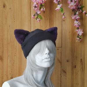 Kuro Cat Beanie
